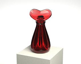 cosmetics 3D Perfume bottle