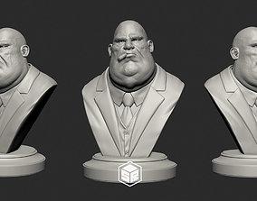 Mafia Boss - Variation C - 3D printable model