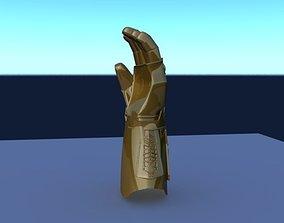 3D asset thanos gauntlet