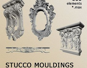 tucco-mouldings and-picturesque-elements 3D