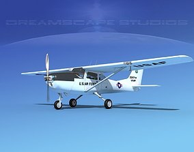 Cessna T-41 Mescalero USAF 1 3D