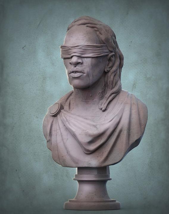 Young-thug portrait