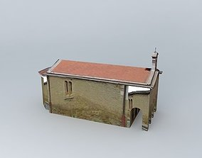 Chapel of Christ of the Calvary 3D model