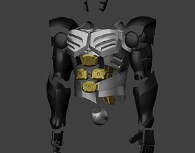 3D print model Genos Armor from One Punch Man punch
