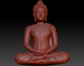 buddha samathi 3D printable model