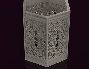 lantern candle 3D print model