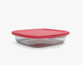 3D model Small Food Container 2