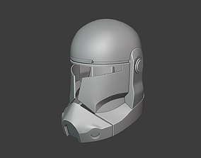 3D print model Stormtrooper helmet Star Wars