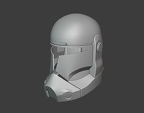3D print model Stormtrooper helmet Star Wars