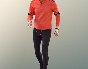 John 10032 - Running Man 3D asset