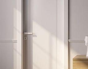 Garofoli doors Miraquadra collection 3D