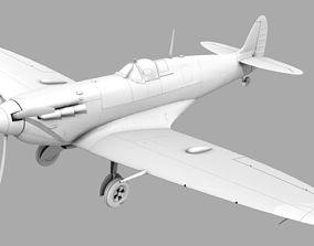 SUPERMARINE SPITFIRE MK Vb 3D model