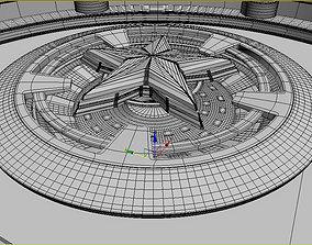 3D model SciFi Studio