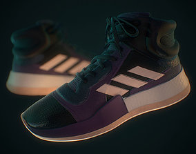 3D model Adidas Marquee Boost