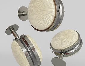 Mazza Sigma Wall Sconces 3D