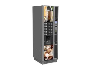 vending machine 3D asset VR / AR ready