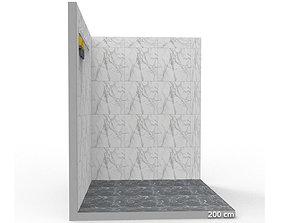 3D asset Monatera Bath Studio 60 Home