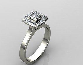 3D print model Ring for women MFS0052