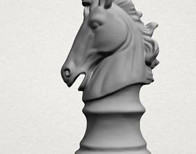 Knight Horse 3D Model