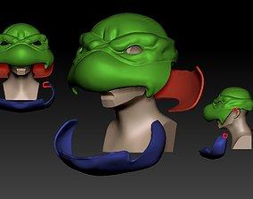 Ninja Turtle Masks 3D printable model