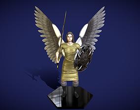 Angel-Knight 3D asset