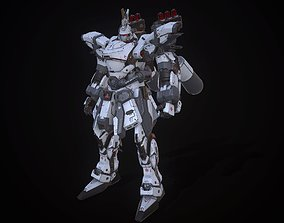 Assault Mech 3D model