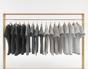 Clothing Rack 3D