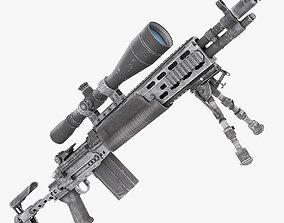 3D model M2010 Enhanced Sniper Rifle
