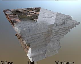 Altar Bricks 3D model