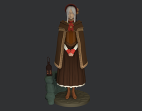 3D printable model Bloodborne - Doll
