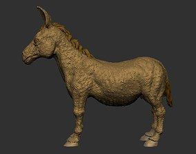 Donkey 3d print