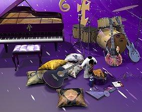 3D model 3rdeyegirl Prince Set