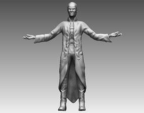 3D Lord Vampire