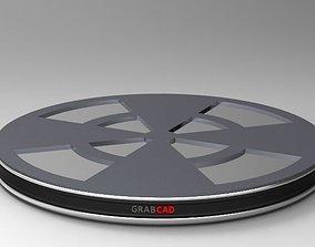 GRABCAD Turntable 3D model
