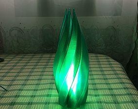 3D print model Crystal light