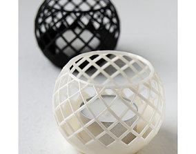 holder tealight 3D printable model Tealight Holder