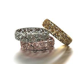 Bangle jewellery 3D print model