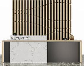 3D vase Reception