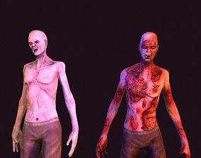 3D model Character Zombie
