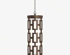 Fine Art Lamps River Oaks 839082 Pendant 3D