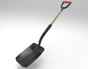 3D model Shovel construction tool