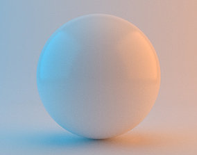 Fire and Ice 3D asset