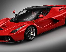 3D Ferrari LaFerrari