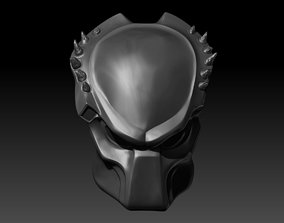 3D printable model The Wolf Predator Mask Fanmade