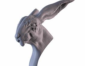 Rabbit rabbit 3D print model