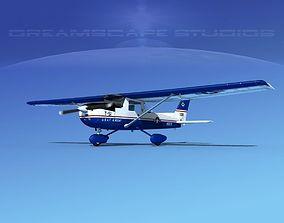 3D model Cessna T-51 V05