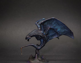 VAMPIRE DRAGON 3D printable model