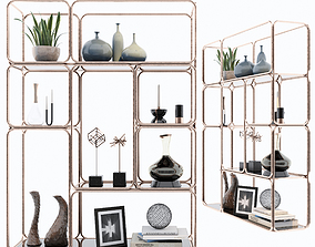 Shelf 3D model office