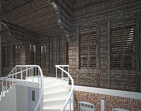 3D ARCHITECTURAL PAVILION DESIGN realtime