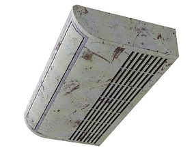 3D model Air Conditioner 2
